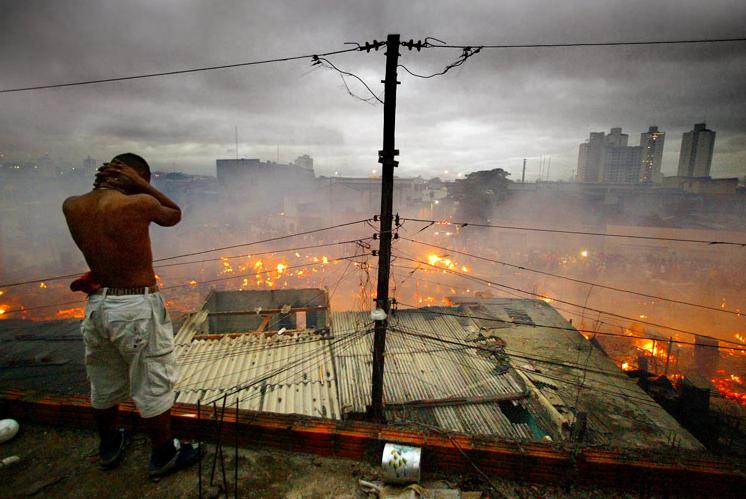 8.Reportagem 10 Incàndio S∆o Paulo