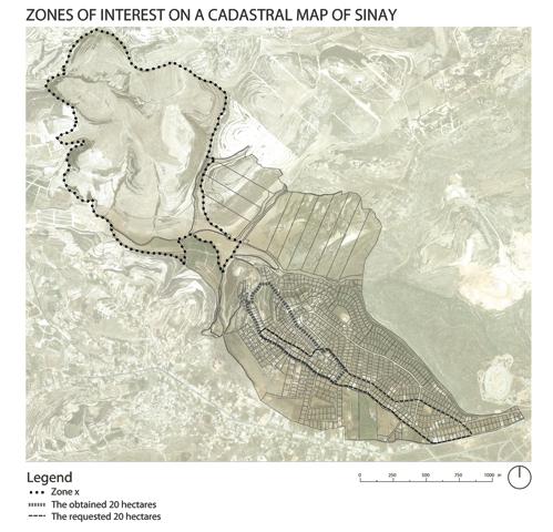 Figure 4 Sinay - Zones of Interest _ RTV