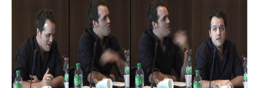 Matthieu Giroud, conférence Harvey, 21 nov 2011