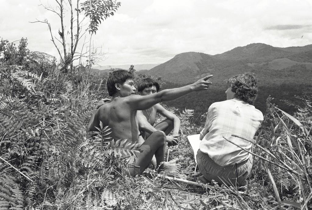 Fig 4 Photo 3 Yanomami-EsmeraldoRacontel'arrivée des Blancs
