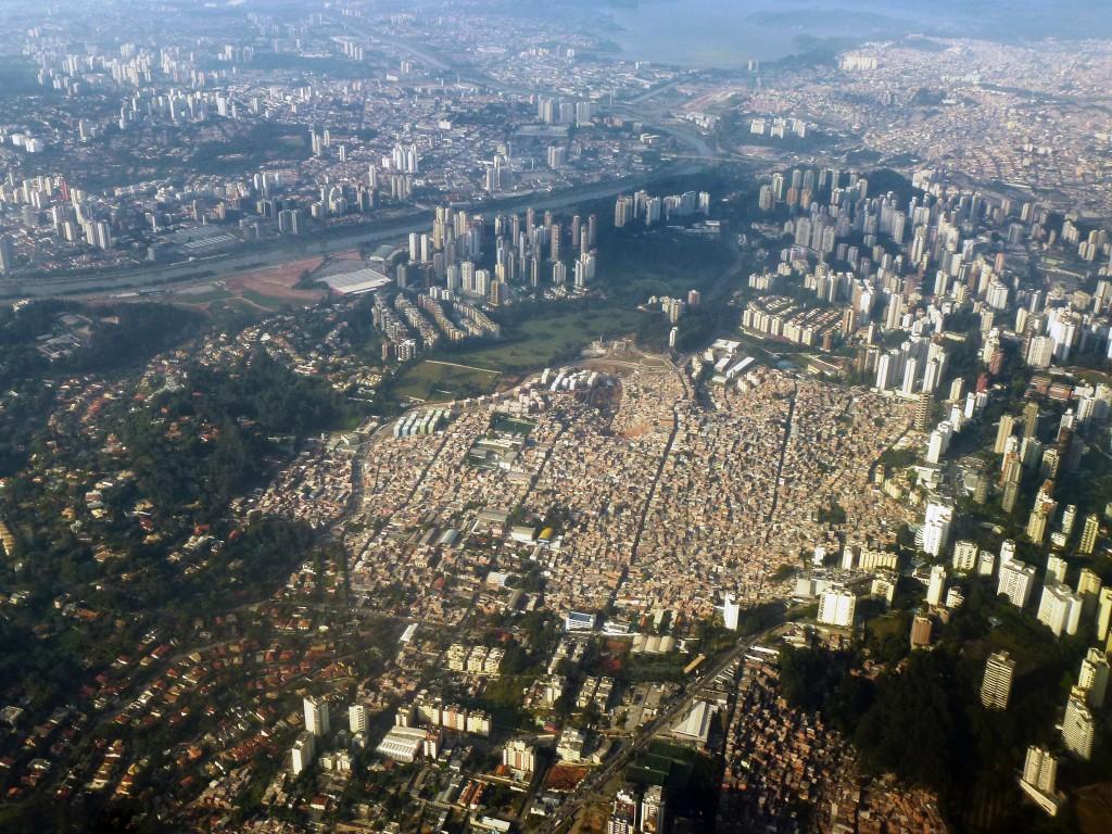 2.Sao Paulo Paraisopolis